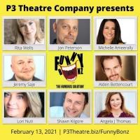 P3 Theatre Company Launches Virtual Sketch Comedy Photo