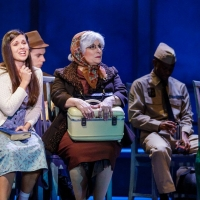 VIOLET Opens Tonight At Garden Theatre