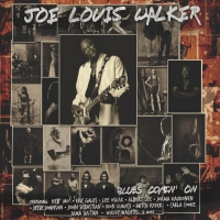 Blues Veteran Joe Louis Walker Announces New Album Photo