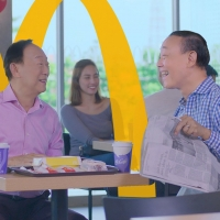 McDonald's Philippines Releases Grandparents' Day Video Photo