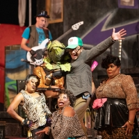 BWW Review: LITTLE SHOP OF HORRORS Puts You Face To Face With A Space Plant And Your  Photo