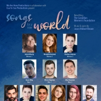 We Are Here Productions To Present Songs for a New World Benefiting the Canadian Wome Photo