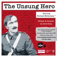 THE UNSUNG HERO By David Gilna Will Be Streamed at The Irish Cultural Centre of New E Photo