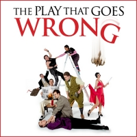 THE PLAY THAT GOES WRONG at Robinson Performance Hall POSTPONED Photo