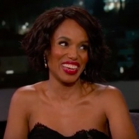 VIDEO: Kerry Washington Talks Shooting the AMERICAN SON Film After Performing It on B Video