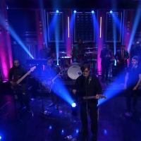 VIDEO: Watch Robbie Robertson Perform 'Let Love Reign' on THE TONIGHT SHOW WITH JIMMY FALLON