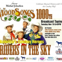 WOODSONGS To Tape Historic 1000th Episode On November 19 Photo