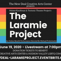 The New Deal Creative Arts Center Presents THE LARAMIE PROJECT as an Online Reading Photo