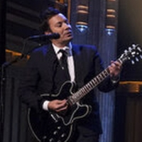 VIDEO: Watch Jimmy Fallon Join Chris Stapleton in a Performance of 'You Should Probab Photo