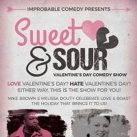Sweet & Sour Valentine's Day Comedy Shows Come to Busboys & Poets Takoma and Joe's Movement Emporium