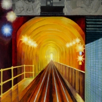 ACA Galleries Presents TRACK WORK: One Hundred Years of New York City's Subway