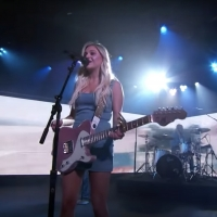 VIDEO: Kelsea Ballerini Takes the Stage and Sings 'LA' on JIMMY KIMMEL LIVE! Photo