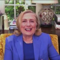 VIDEO: Sec. Hillary Clinton Talks Presidential Debate on LATE LATE SHOW Photo