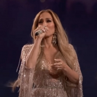 VIDEO: Jennifer Lopez Performs 'Sweet Caroline' as Part of Global Citizen's VAX LIVE Conce Photo