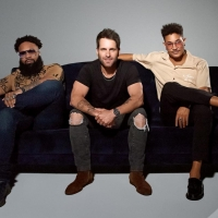 Bryce Vine Joins Parmalee & Blanco Brown on #1 Country Hit 'Just The Way' Photo