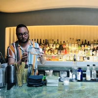 Master Mixologist: Beverage Director Max Stampa-Brown of BORRACHITO in the East Villa Photo