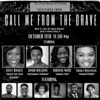 Selections From CALL ME FROM THE GRAVE Will Debut at Green Room 42 Photo