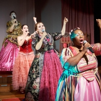 A Conversation with the Cast of THE REVOLUTIONISTS Photo