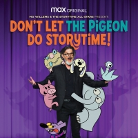 HBO Max Announces Mo Willems' First Live-Action Special Photo
