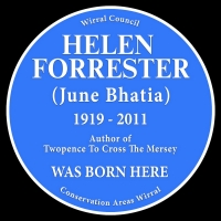 Blue Plaque Unveiled To Honour Acclaimed Author Helen Forrester