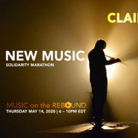 Music on the Rebound Presents NEW MUSIC SOLIDARITY MARATHON With Claire Chase Photo