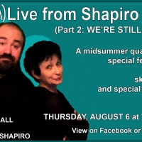 BWW Previews: MAC Award Recipients Adam B. Shapiro And Janice Hall Debut New Online V Photo