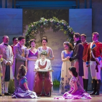 Photo Flash: Get A First Look At Seattle's 5th Avenue Theatre's AUSTEN'S PRIDE Photo
