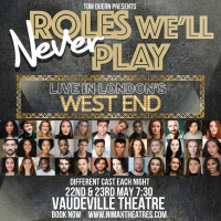 Lauren Byrne, Grace Mouat, Luke Bayer and More to be Featured in ROLES WE'LL NEVER PL Photo