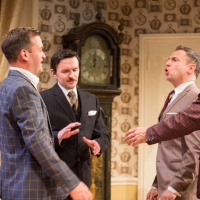 BWW Review: TOWARDS ZERO, The Mill At Sonning Photo