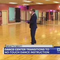 VIDEO: Arthur Murray Dance Centers Adapt to 'No-Touch' Instruction