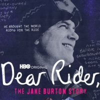 HBO Sports Sets Release for DEAR RIDER Documentary Photo