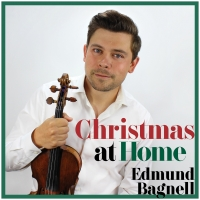 BWW Interview: Edmund Bagnell Debuts Solo Album CHRISTMAS AT HOME Photo