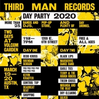 Third Man Records Announces SXSW Party with Black Lips, Brendan Benson and More