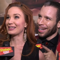BWW TV: What Does WEST SIDE STORY Mean to You? Broadway Stars Answer on the Opening N Photo