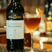 CANTINE FLORIO for Marsala Wine Cocktails Ideal for Spring and Summer Photo