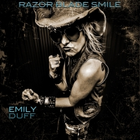 Emily Duff to Reveal Her 'Razor Blade Smile' July 23 Photo