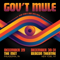 Gov't Mule Announces 3-Show New Year's Run in NYC and Philadelphia Photo