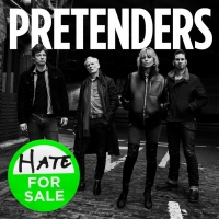 The Pretenders Return With 'You Can't Hurt A Fool' Photo