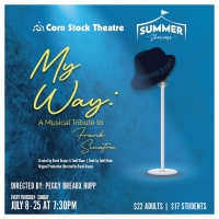 Corn Stock Theatre to Reopen the Tent With MY WAY: A TRIBUTE TO FRANK SINATRA Photo
