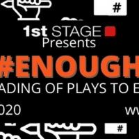 1st Stage Presents Staged Reading of #ENOUGH: PLAYS TO END GUN VIOLENCE Photo