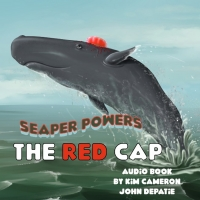 The Red Cap Audio Book SEAPER POWERS Out Now Photo