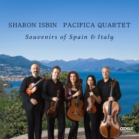 Pacifica Quartet And Guitarist Sharon Isbin Offer 'Souvenirs Of Spain & Italy' On Cedille Records