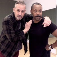 DANCE CAPTAIN DANCE ATTACK: Ben Goes Way Down to HADESTOWN with T. Oliver Reid Photo