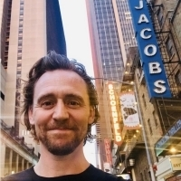 Photo Flash: Tom Hiddleston Gets Ready for Broadway Debut in BETRAYAL!