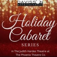 Davisson Entertainment Presents Their Holiday Cabaret Series Photo