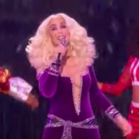 VIDEO: Cher Performs 'Waterloo' on AMERICA'S GOT TALENT