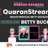 BWW Exclusive: Ben Rimalower's Broken Records QuaranStreams with Betty Buckley!