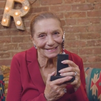 VIDEO: Graciela Daniele Accepts Her Special Tony Award For Lifetime Achievement In Th Photo