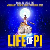 LIFE OF PI Announces Rescheduled West End Dates From 26 September 2021. Photo