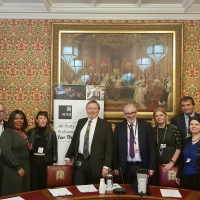 All-Party Parliamentary Group For Theatre Holds First Oral Evidence Session Photo